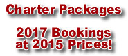 2017 Bookings for 2015 Prices!